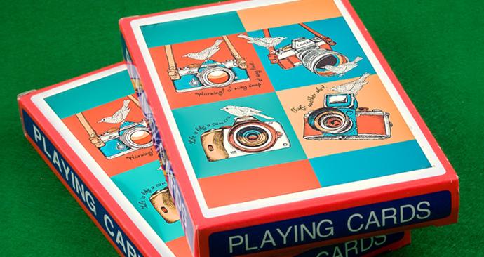 カードボックス(オンデマンド印刷)