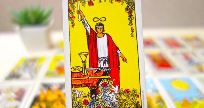 タロットカード(オンデマンド印刷)